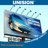 Advertizing (LFM11/450G)를 위한 5m Frontlit Flex Banner