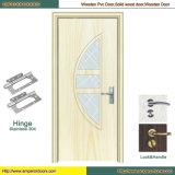 PVC 미닫이 문 문 널 장식적인 안쪽 문