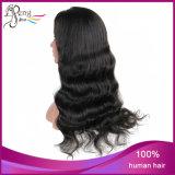 Soltar la peluca brasileña del cordón del frente del pelo de la Virgen de la onda 7A