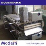 Linha de produção de pulverização de lavagem do suco vegetal da máquina da fruta