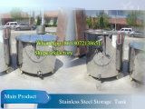 500L Movable Storage Tank Edelstahl Movable Storage Tank