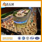 De commerciële Modellen van de Planning Modellen/Urban&Colleges van de Bouw/van de Tentoonstelling van Modellen/de Modellen van de Douane