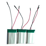 3.7V Li-Polymer Rechargeable Battery (2000mAh)
