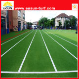 Césped artificial de la hierba para el balompié, el tenis, el patio y ajardinar con el SGS