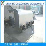 熱い販売の食品等級のステンレス鋼無菌タンク