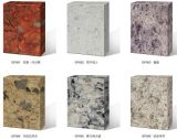 Superfície artificial da pedra de quartzo para a bancada da cozinha & a parte superior da vaidade