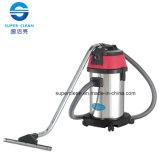 Kimbo 30L Aspirapolvere per umido e secco con acciaio inossidabile