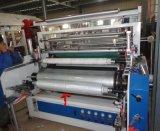 A alta velocidade 3 camadas do estiramento da extrusão/adere-se máquina da película