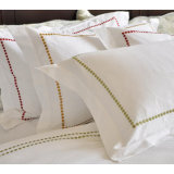 Cotone 100% o T/C 50/50 Embroidery Hotel/Home Bedding Set (WS-2016274)