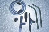 Weiße Farben-industrieller Staubsauger für Elektronik-Fabrik