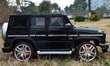 Benz G63 genehmigte Fahrt auf Auto mit Fernsteuerungs2016
