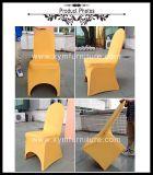 結婚の宴会ポリエステルスパンデックスの伸張のLycraの椅子カバー(Xy03)