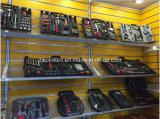 Jogos plásticos quentes da ferramenta de Combi do punho da venda 118PCS de China, jogo de ferramentas de Alemanha Kraftwelles, jogo de ferramentas mecânico