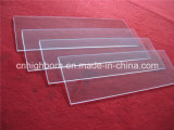 高い純度の透過水晶ガラス板