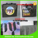 扱われた様式のNon-Woven物質的で再使用可能な食料雑貨非編まれた袋