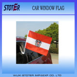 Drapeau de la voiture de haute qualité / drapeau de la fenêtre de voiture