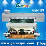 Disponible Garros Ajet1601 1600mm Digital Textil Solvent Sublimation Printer Machine
