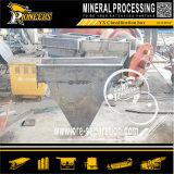 油圧分類ボックス機械を等級別にするボックス鉱物をソートする鉱山のシェーカー