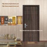 Роскошное изготовление двери верхнего качества деревянное