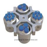 De Cel van de stam en het Vet centrifugeren met 20cc Spuit, 50cc Spuit, 60cc Spuit