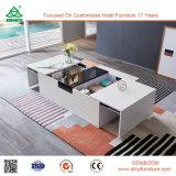 Disegno di legno domestico della Tabella di tè delle forniture di ufficio della mobilia