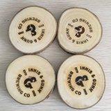 خشبيّة فنجان مزلجة صنع وفقا لطلب الزّبون مع مادّة [إك-فريندلي]
