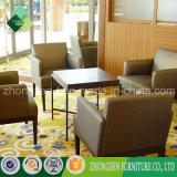 판매를 위한 상한 주문을 받아서 만들어진 고급 호텔 가죽 식사 의자