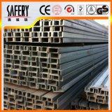 Goede Kwaliteit 304 van de uitvoer het Kanaal van de Vorm van U van Roestvrij staal 316