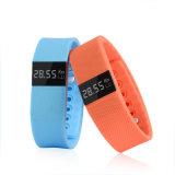 Tw64 de Pedometer van de Manchet van de Armband van de Sport van Bluetooth Smartband van de Drijver van de Fitness