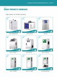 máquina portable del ozono 10g con el generador del ozono del temporizador 24h para el tratamiento de aguas del aire