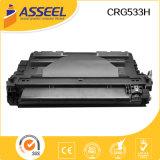 Atractivo en el cartucho de toner compatible durable Crg533 533h para Canon