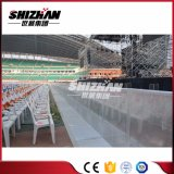 コンサートのためのアルミニウム聴衆の隔離の障壁