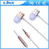 極度の低音の中国の工場Earbudsの金属のイヤホーン