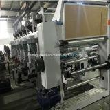 Mittlere Geschwindigkeits- 8 Farben-Zylindertiefdruck-Drucken-Maschine für Film mit 110m/Min