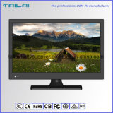 "16:9 DVB-S2 de la pantalla ancha de SKD CKD 15.6 ""/USB de Digitaces LED TV HDMI de T/T2"