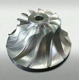 Piezas de aluminio que trabajan a máquina complejas del CNC de la alta precisión