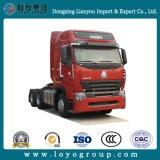 Caminhão do trator de Sinotruk HOWO-A7 290-420HP 6X4