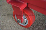 Scissor hydraulisches Doppeltes der Hand350kg Tisch-Aufzug Ptd350A für Verkauf