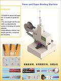 Fabricação personalizada profissional & processamento de artigos e da máquina obrigatória de papel