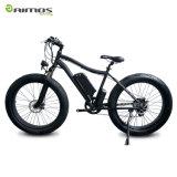 26*4.0inchリチウム電池が付いている脂肪質のタイヤのEバイク