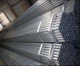 Tubo de acero galvanizado sumergido caliente hueco del acero del cuadrado Pipe/Gi