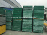 La alta calidad de la fibra de vidrio GRP FRP Rejas con precio competitivo