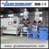 Máquina de cable PVC de extrusión de doble capa
