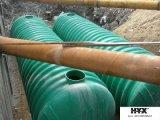 汚水処理の全体装置のためのFRPタンク容器