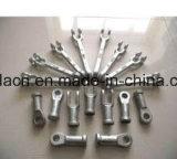 Tubo del pezzo fuso di investimento del solenoide di silicone dell'acciaio inossidabile (acciaio inossidabile)