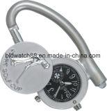 Qualitätslederne Bereich-Klipp-Uhr für im Freien