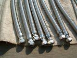 Flexibler umsponnener Edelstahl-metallischer Schlauch