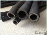 EPDM/SBR gemischter schwarzer Kraftstoff/Öl-Anlieferung glatter Oberflächenschlauch