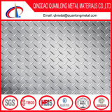 Placa de aço inoxidável de 5 barras com superfície 2b