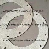 Gaxeta de alta temperatura da flange do metalóide da resistência térmica